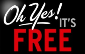 oh yes it's free logo