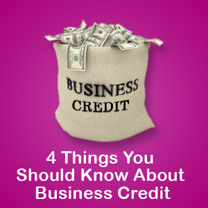 things to know about business credit