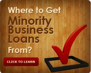 where to get minority business loans