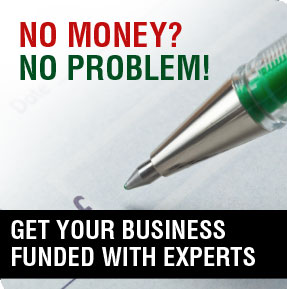 get funded with business experts