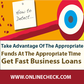 Fast Business Loans