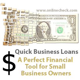 Quick Business Loans