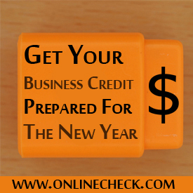 Bad Credit And New Year