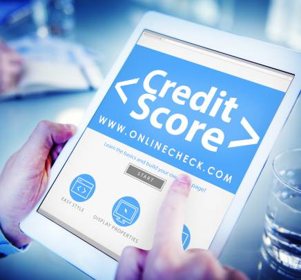 business credit score