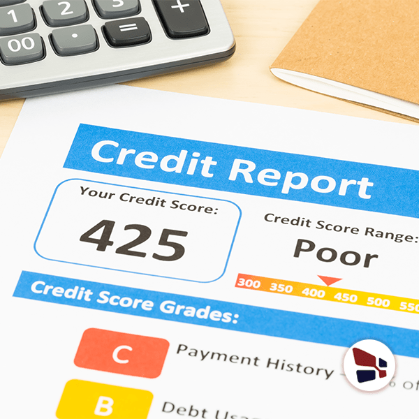 bad credit ratings