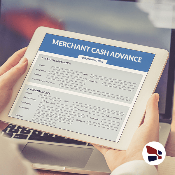 How does a merchant cash advance work?