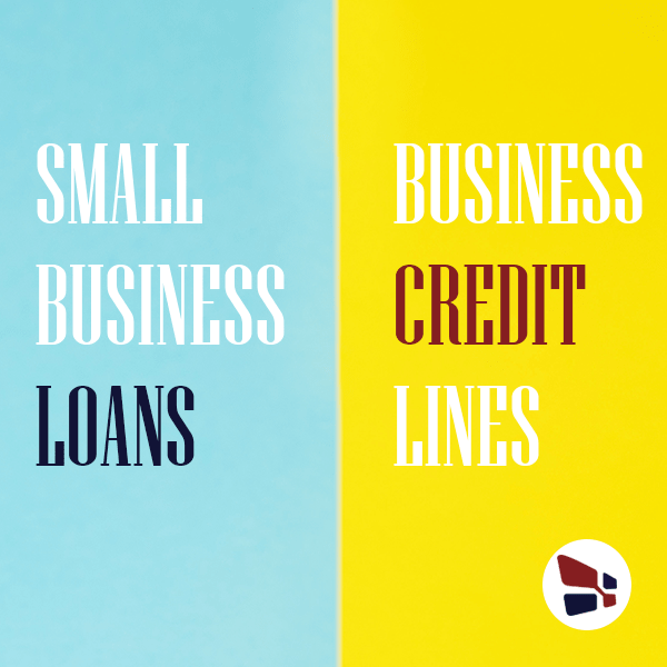 Difference Between Small Business Loans and Business Lines of Credit